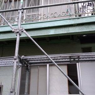 外壁塗装工事@日高市の画像