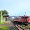 キハ47♦徳島地区(2021.7)④ 池谷駅、勝瑞駅