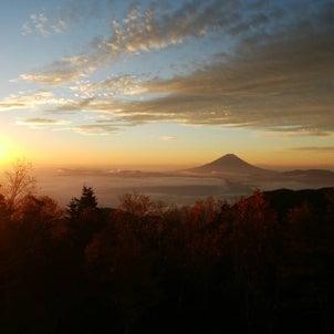 鳳凰三山からの景色が届きましたの画像