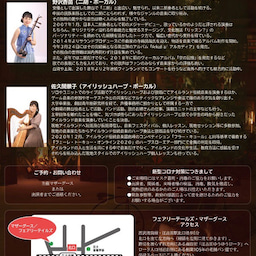 画像 12月25日(土)二胡奏者野沢香苗さんとクリスマスコンサート の記事より 2つ目