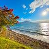 秋の支笏湖 銀座のママ今週のパワースポットは北海道への画像