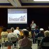 9月18日、愛媛県松山市の白石の鼻巨石群シンポジウムで講演しましたの画像