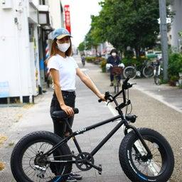 画像 【ファットバイク BRONX BRONX20DD】予約必至! の記事より 1つ目