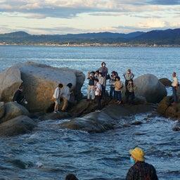 画像 9月18日、愛媛県松山市の白石の鼻巨石群シンポジウムで講演しました の記事より 7つ目