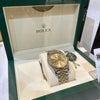 新型 ロレックス デイトジャスト41 メンズ 腕時計 126333 買取入荷(^_^)の画像