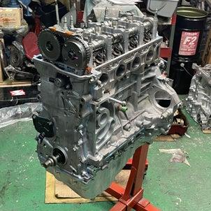DC5,K20A改K21Rエンジン完成補機類組付け、PP1本日もワンセットフルコン製作。の画像