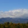薄っすらとですが初冠雪・・札幌手稲山の画像