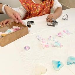 画像 三鷹親子まちゼミ アロマ石鹸作り体験(最終日) の記事より 3つ目