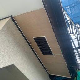 画像 ひたちなか市 外壁塗装屋根塗装G様邸 軒天貼り替え 富士塗装店 の記事より 6つ目