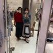 tomoさんの2021秋冬同行ショッピング
