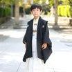 Hくん☆廣田神社で七五三の記念撮影