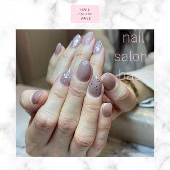 《nail salon base》サロンワーク♡305♡