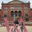 久しぶりのヴィクトリア&アルバートミュージアムへ