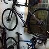 自転車が落ちた(@@;の画像