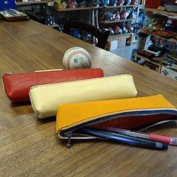 画像 グローブ革の手作り革小物コーナー の記事より 2つ目