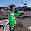 福島3区(白河市、須賀川市、田村市など)から立候補する上杉謙太郎さんの紹介