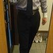 今日のコーディネート(スーツスタイル)