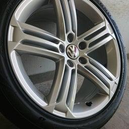 画像 アルミホイール 修理 福岡 VW ガリキズ 修復 の記事より 2つ目