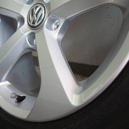 画像 アルミホイール 修理 福岡 VW ガリキズ 修復 の記事より 8つ目