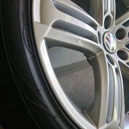 画像 アルミホイール 修理 福岡 VW ガリキズ 修復 の記事より 4つ目