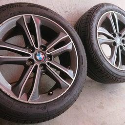 画像 アルミホイール 修理 福岡 BMW ガリキズ 修復 の記事より 1つ目