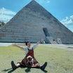 ピラミッドパワー届けー