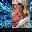 つらい現実 Black-eyed vaccine babies