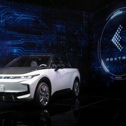 画像 ついに、電器会社から自動車が販売。いろいろな会社が自動車を作る時代到来か? の記事より