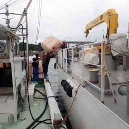 画像 牛深の漁師さんたちの環境保全協議会による海ゴミ回収~ の記事より 15つ目