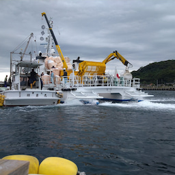 画像 牛深の漁師さんたちの環境保全協議会による海ゴミ回収~ の記事より 16つ目