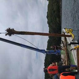 画像 牛深の漁師さんたちの環境保全協議会による海ゴミ回収~ の記事より 3つ目