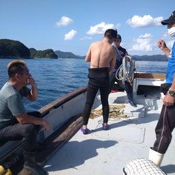 画像 牛深の漁師さんたちの環境保全協議会による海ゴミ回収~ の記事より 9つ目