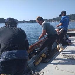 画像 牛深の漁師さんたちの環境保全協議会による海ゴミ回収~ の記事より 8つ目