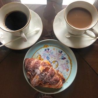 考えたら寝られなくなる、ミラコスタ泊の朝食。