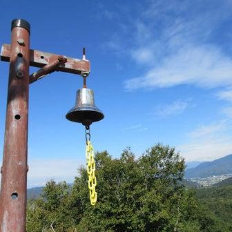 里山御岳山・・・城跡コースを下山