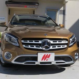 Mercedes-Benz GLA220 4MATIC Premium Package 入庫の画像