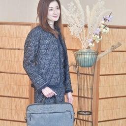 画像 @incase_japan のバッグ持ってお仕事へ#今日のコーデ  #フェラガモ... の記事より 2つ目