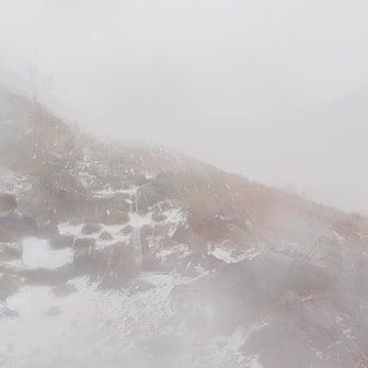 暴風雪の那須岳…この秋で最も危険な1日