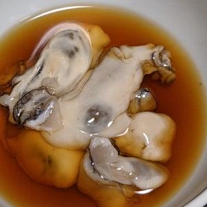 牡蠣の出番ですの画像
