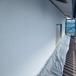 画像 ひたちなか市 外壁塗装屋根塗装G様邸 外壁下塗り塗装 富士塗装店 の記事より 3つ目