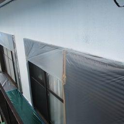 画像 ひたちなか市 外壁塗装屋根塗装G様邸 外壁下塗り塗装 富士塗装店 の記事より 2つ目