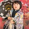 3歳の男の子が前撮り撮影に来てくれました♡かっこいい袴姿で凛々しく!