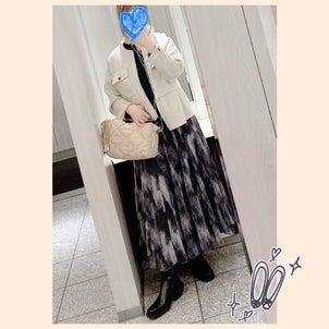 ★マッシュルーム色のZARAジャケットで、秋コーデ♪の画像
