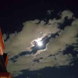 画像 満月さんですよぉヽ(^o^)丿☆ の記事より 1つ目