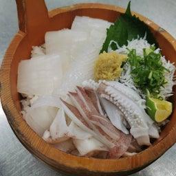 画像 浜幸人気の海鮮丼3種 の記事より 2つ目