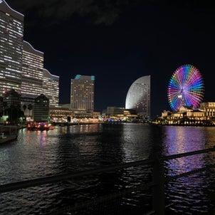 久しぶりの横浜ロケの画像