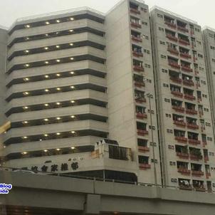 香港で昭和レトロ!気になる団地!の画像