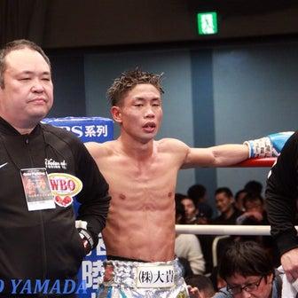 ウィルフレド・メンデスvs谷口将隆 「入札結果!」 WBO世界ミニマム級指名戦