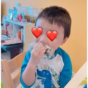朝の2歳息子の要求に疲れるわけの画像