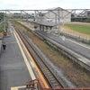 <福岡営業所のSドライバーさん>〈長閑な駅で・・・〉の画像